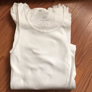 6 Pack Fruit of the loom Tagless A-Shirts (S)